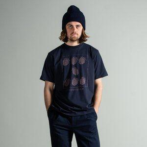 Acne Studios Jaceye Print Strawberry T shirt L